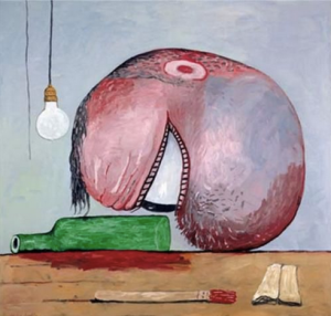 Completed 1975 - Philip Guston - WikiPaintings.org